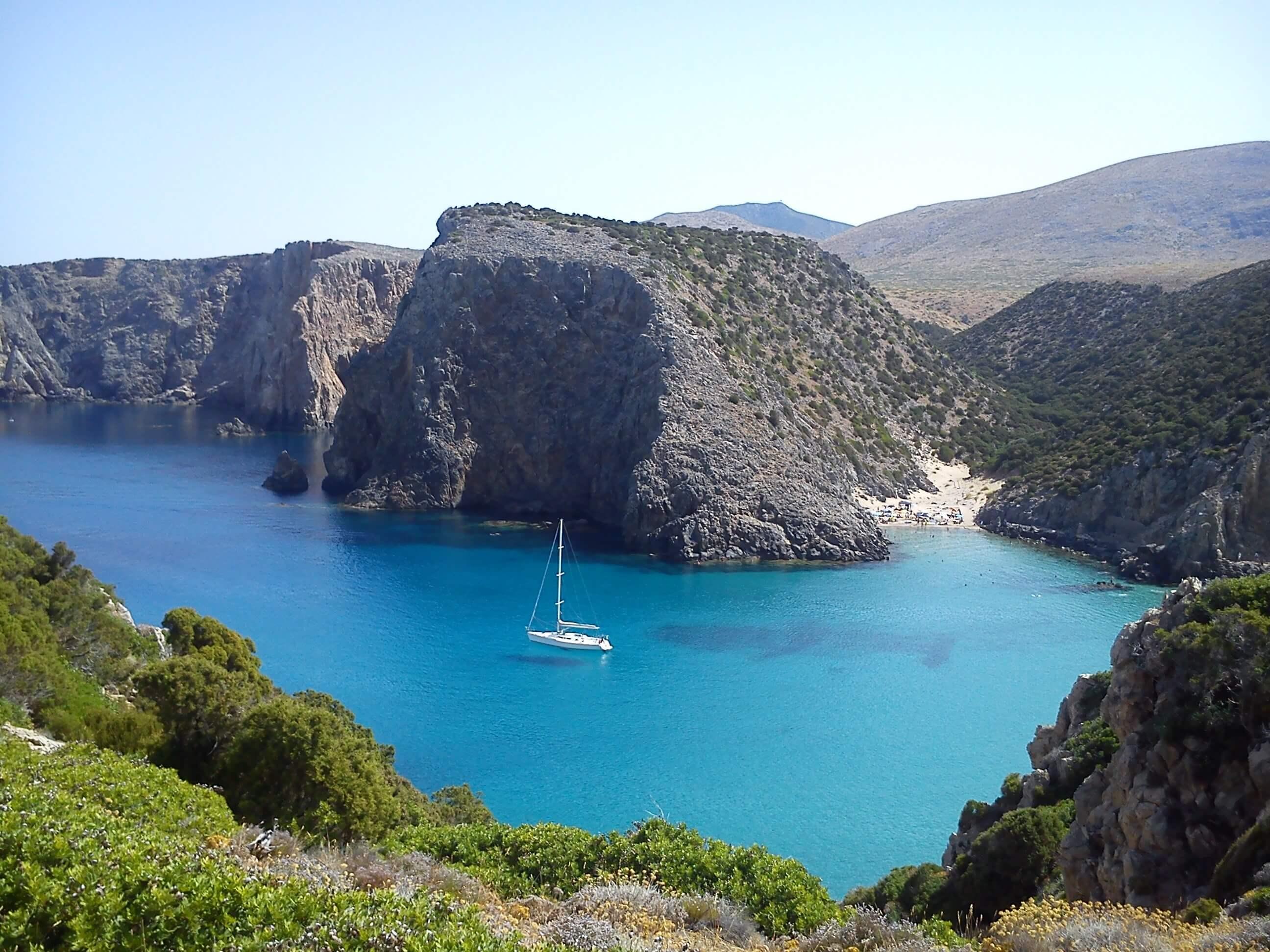Bootstour Sardinien