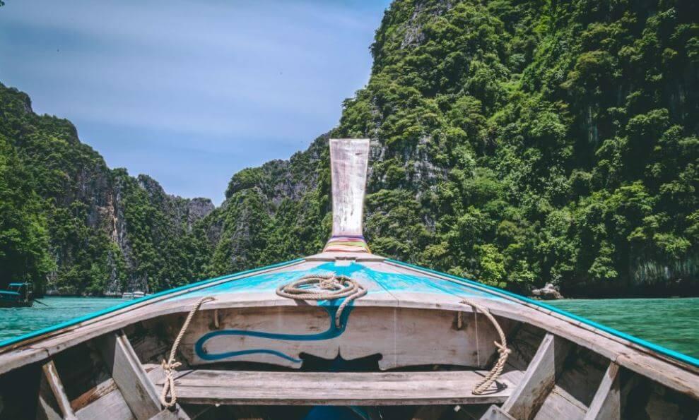 Boot mieten Thailand