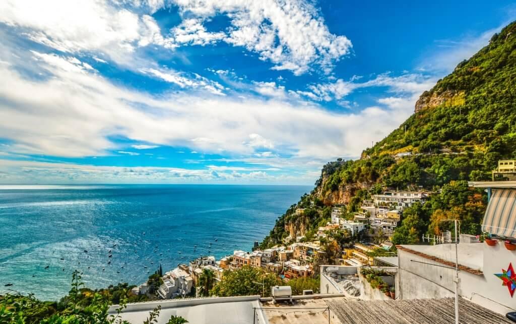 Romantischer Urlaub für Paare an der Amalfiküste