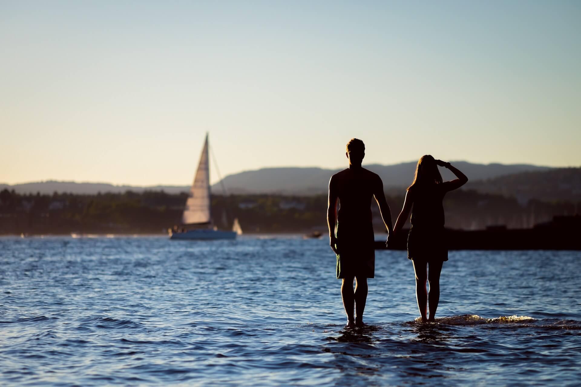 Romantischer Urlaub zu Zweit