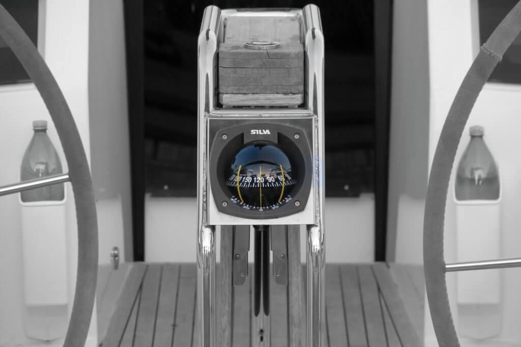 Boots App zum Navigieren