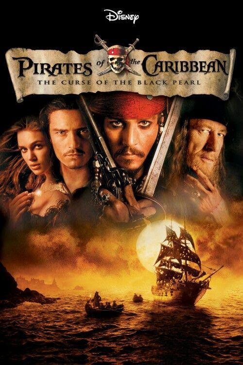 Piraten Film auf einem Schiff