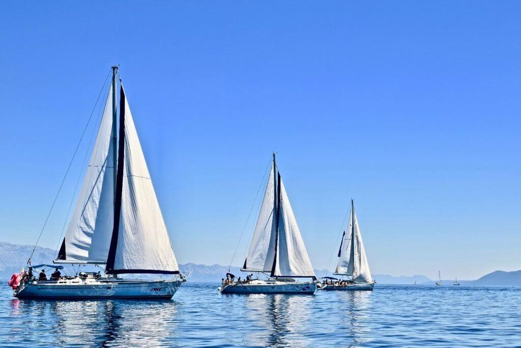 Gemeinsam für den Bootsschein lernen