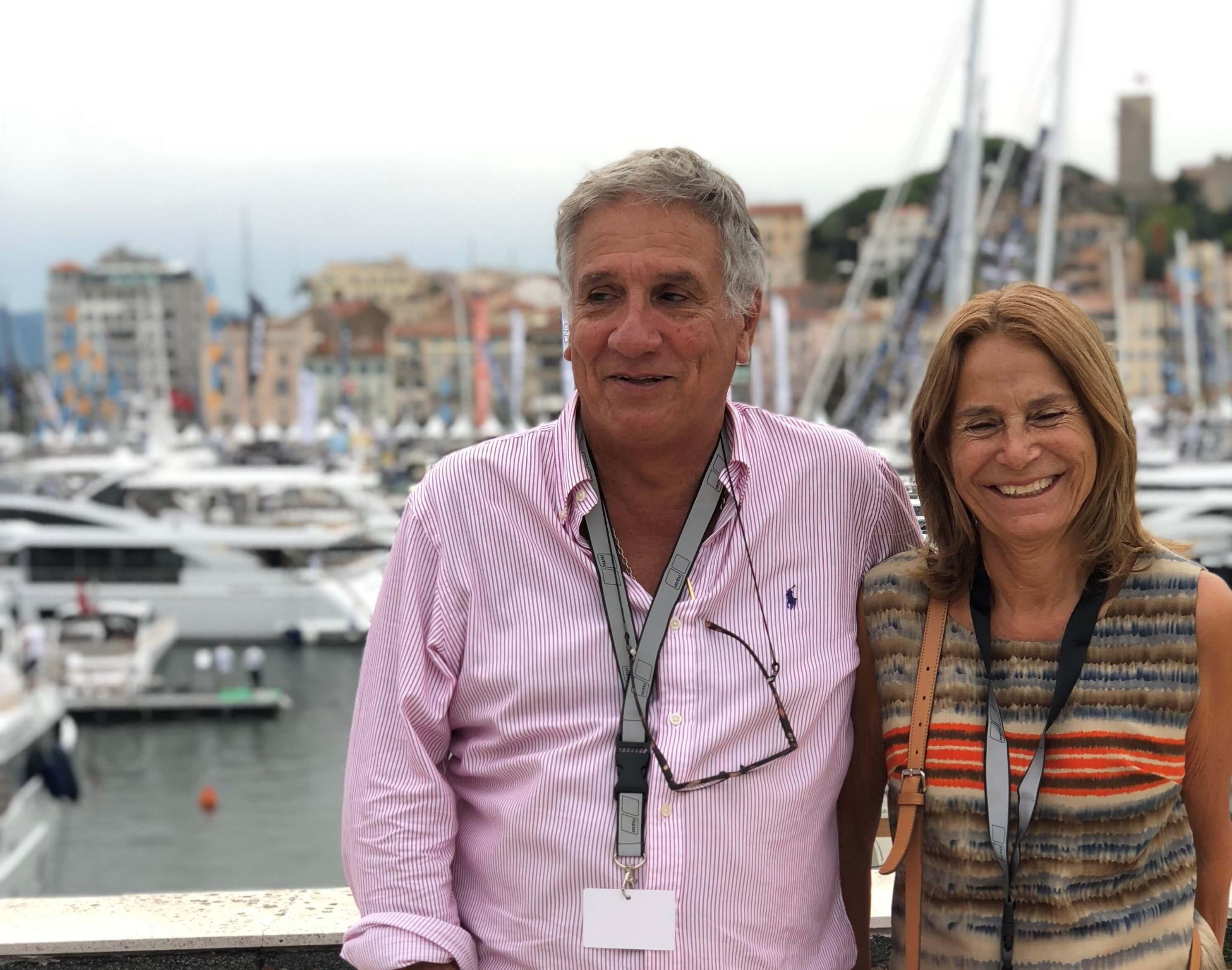 Bootsvermietung mit Diego und Ines