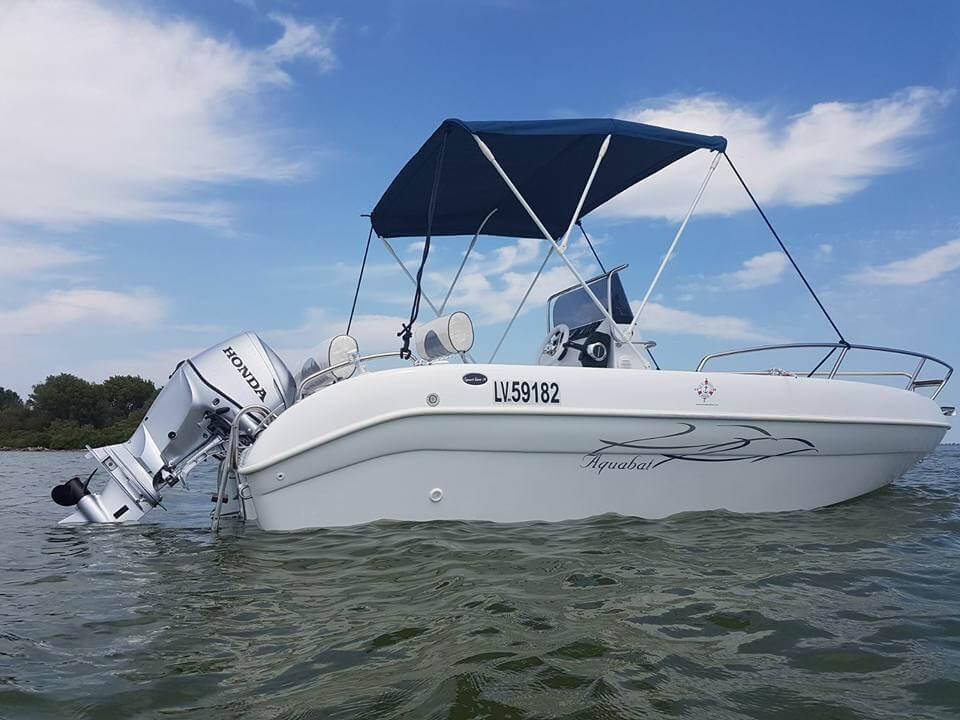 Bootsvermietung Aquabat Sport Line19