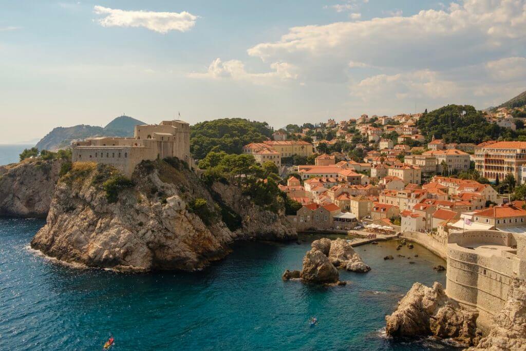 Segelrevier Kroatien