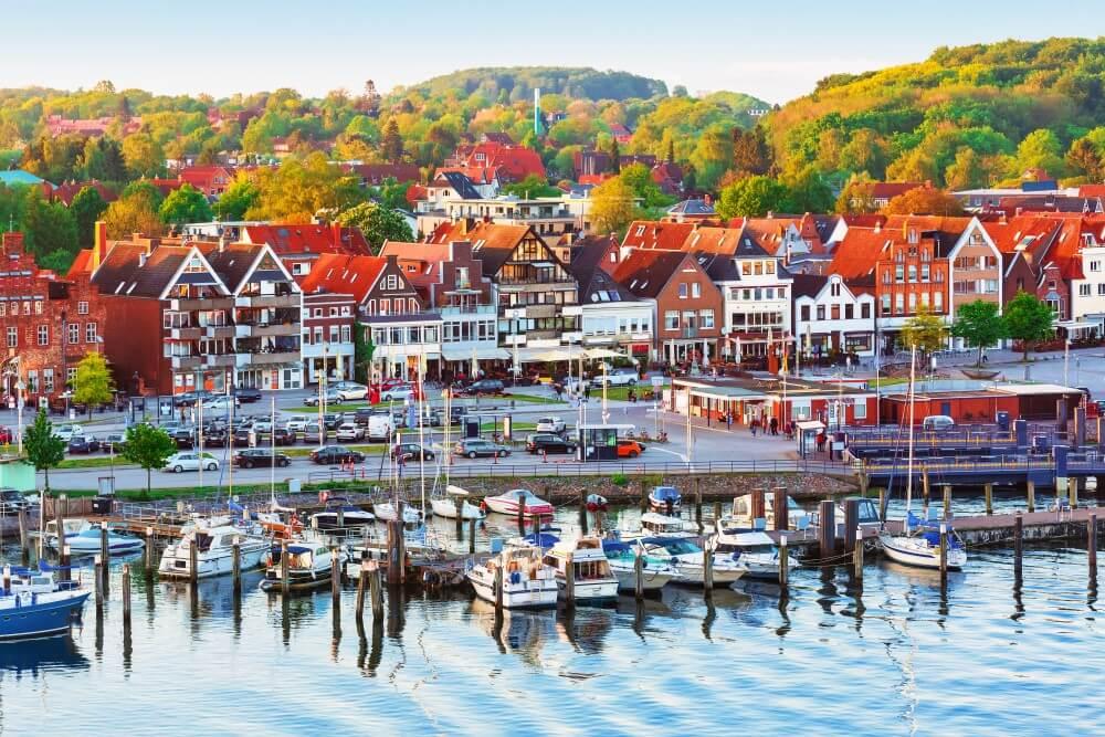 Bootfahren in Deutschland