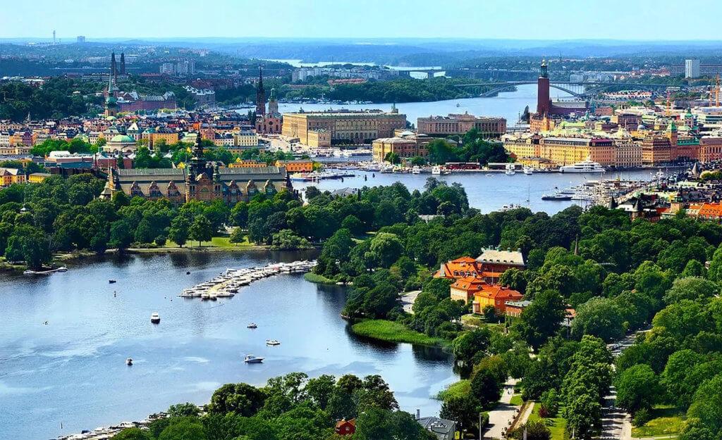 Sehenswürdigkeiten in Stockholm
