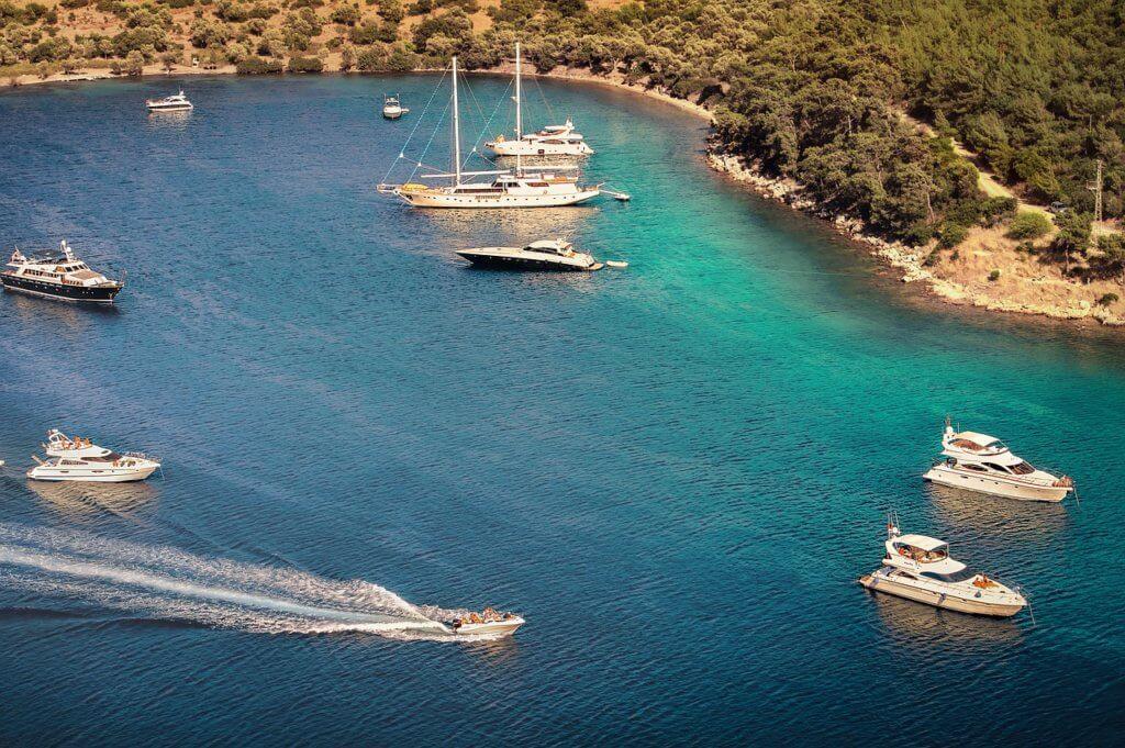 schönsten Orte der Türkei