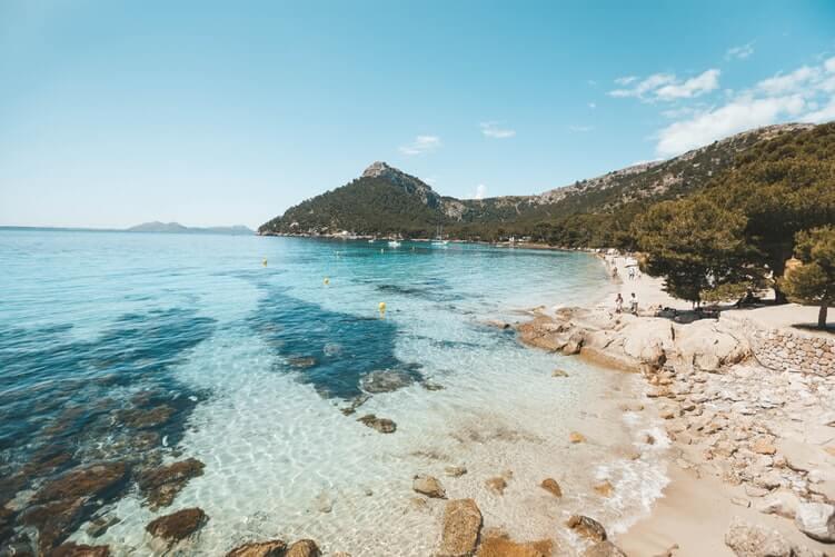 schönsten Strände Mallorcas