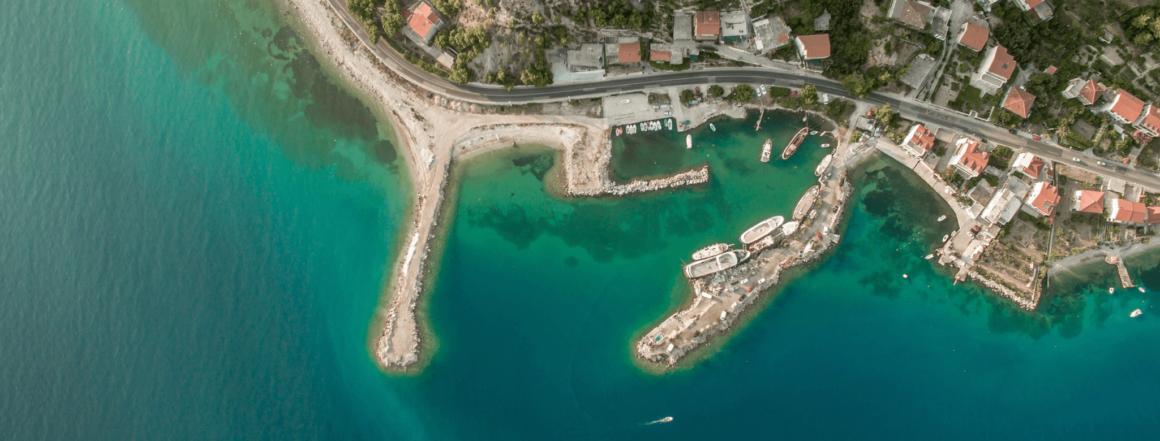 Strände in Split