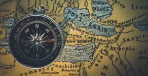 Map for marine navigation