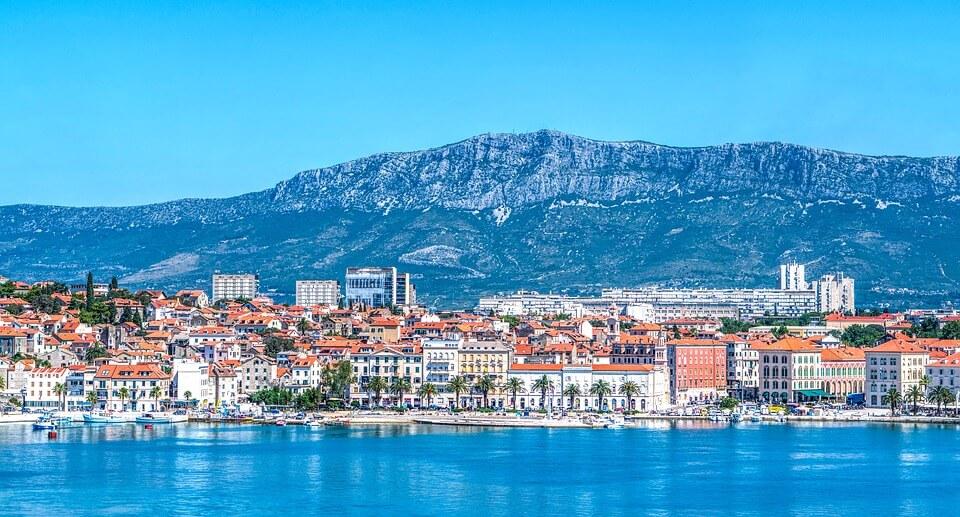 cruise croatia ports
