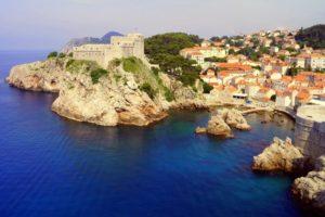 Cruise croatia visit dubrivnik