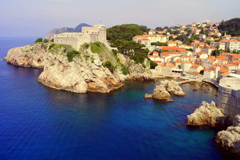 Cruise in Dubrovnik