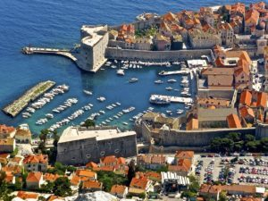 cruise croatia dubronvik sightseeing