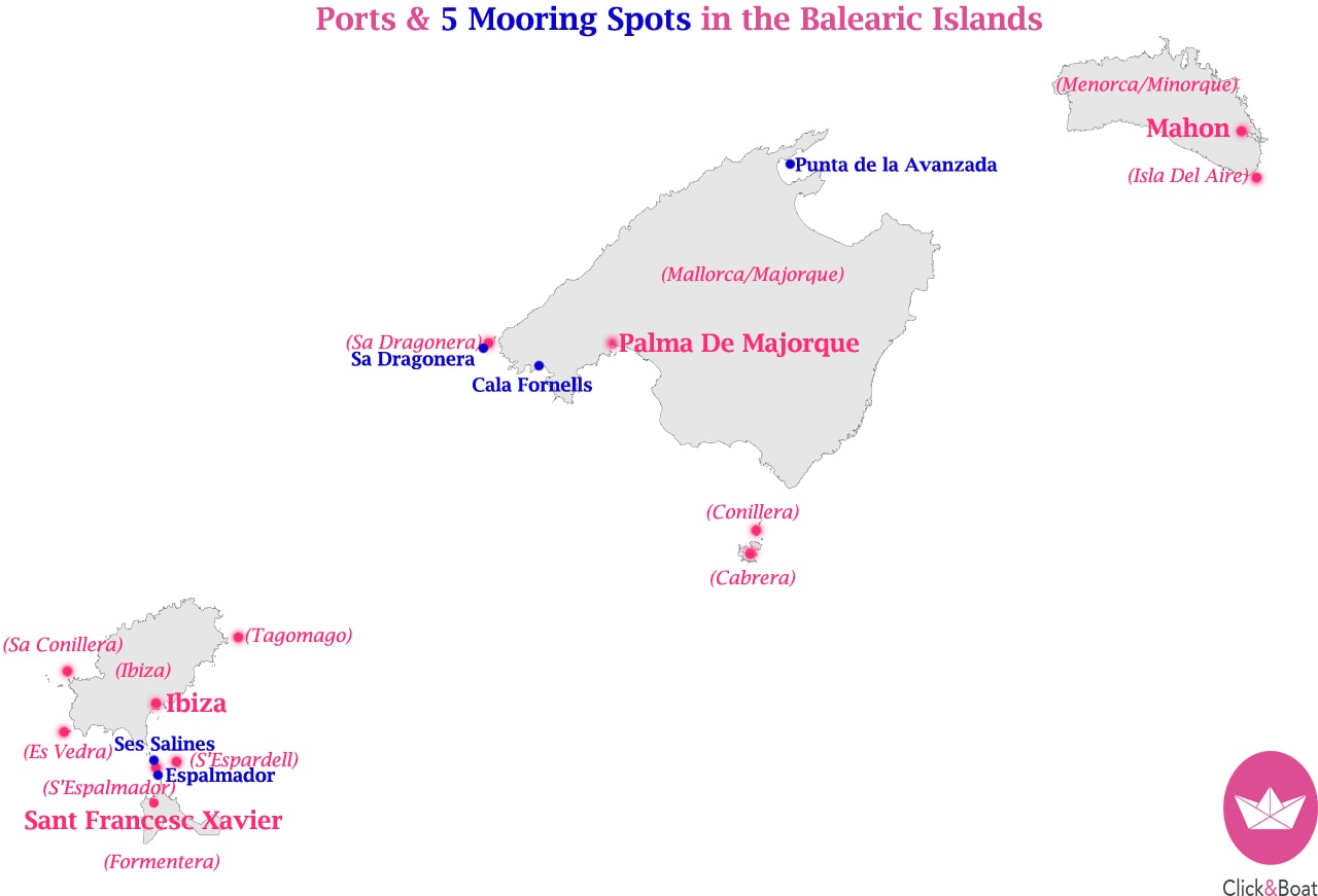 The essential guide to the Balearic Islands Click Boat Blog