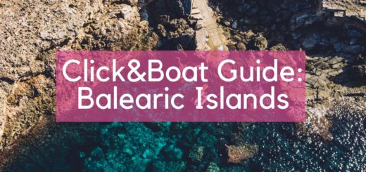 hire a boat in the Balearic Islands