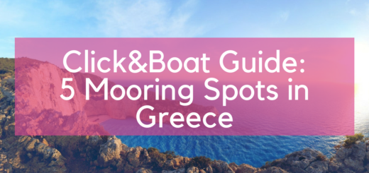 Mooring Spots Greece