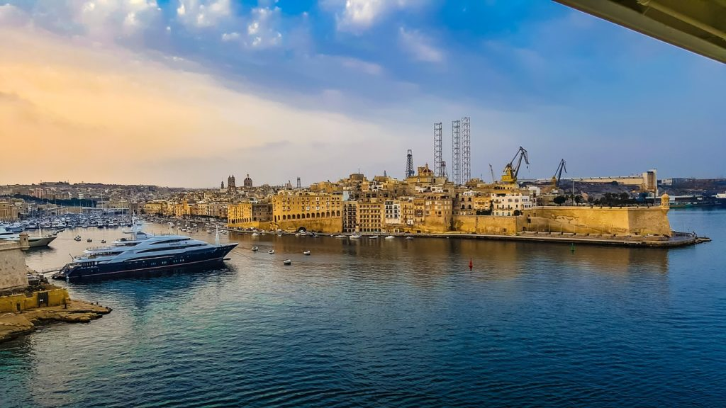 boat rental in Malta