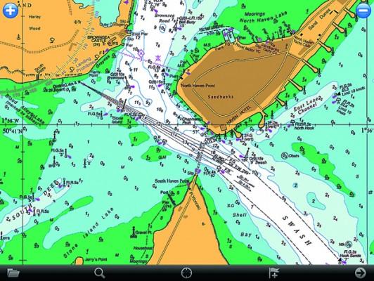 Sailing app Memory-App