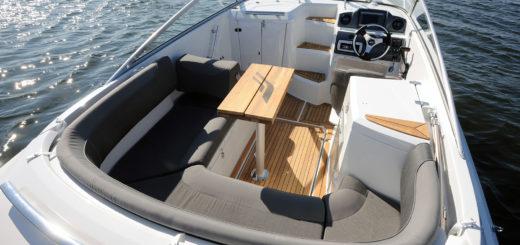 Finnmaster boat