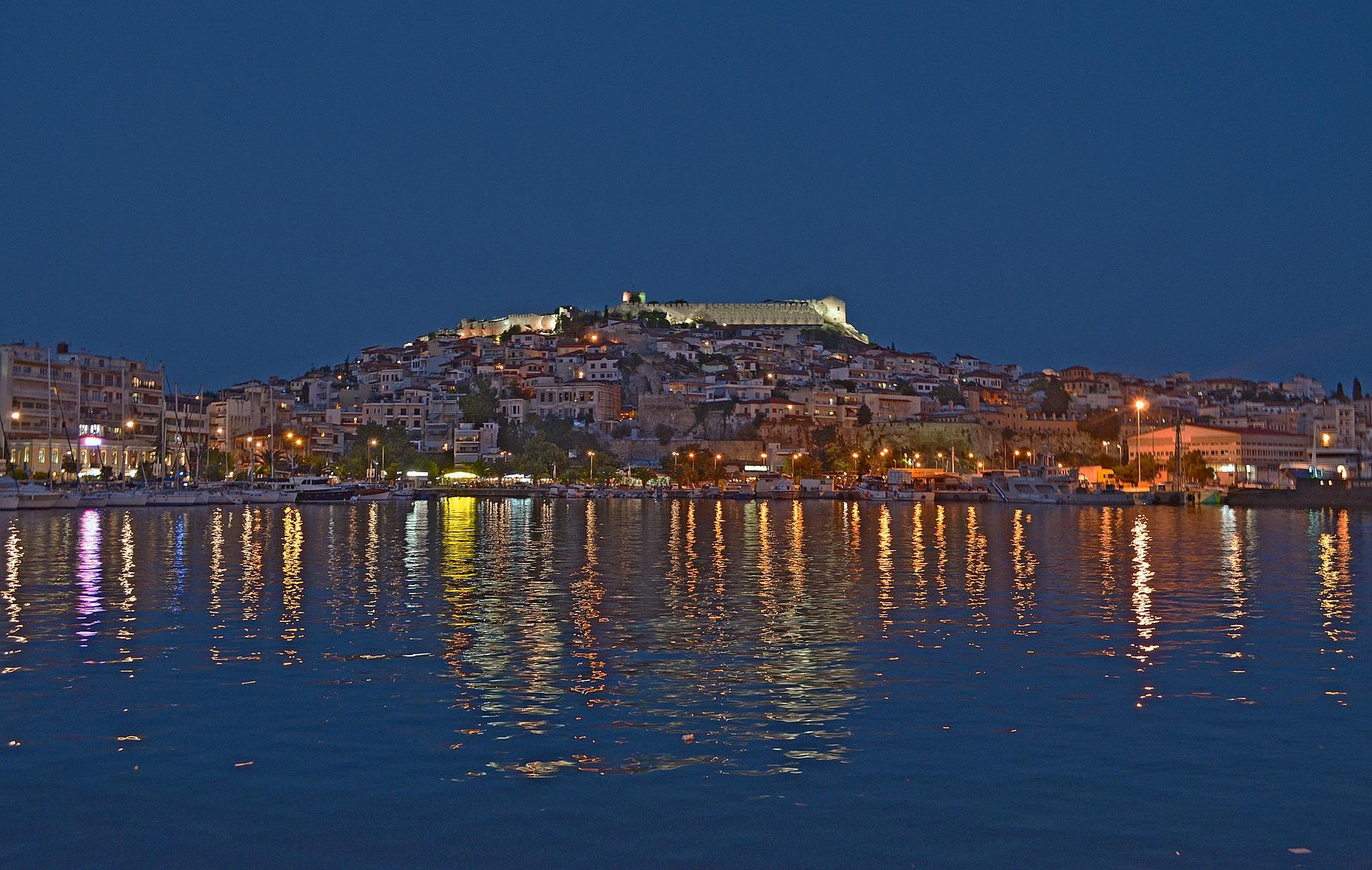 yacht charter in Greece
