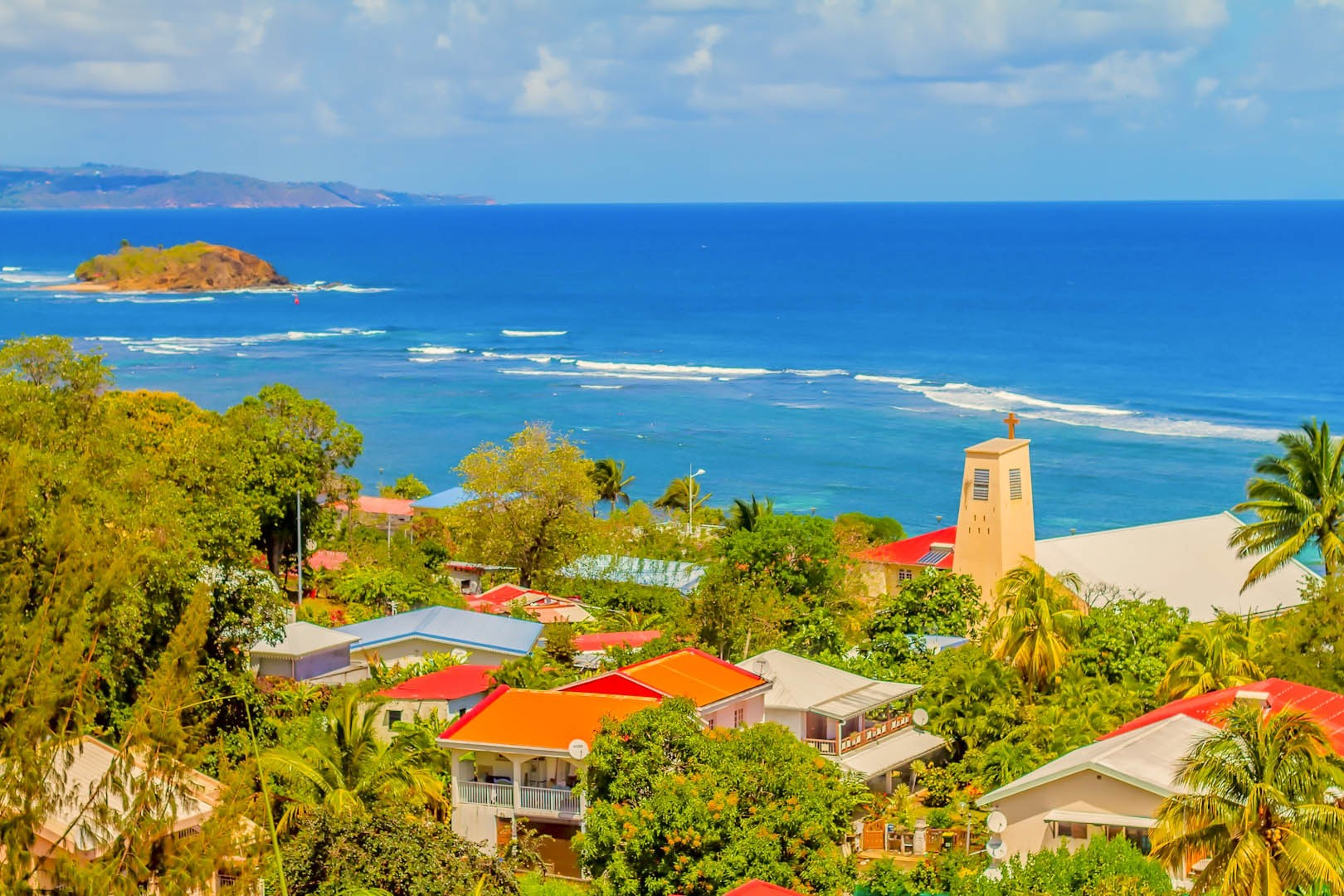 Discover Martinique