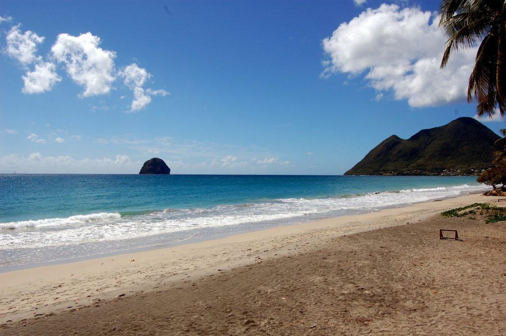beach Martinique