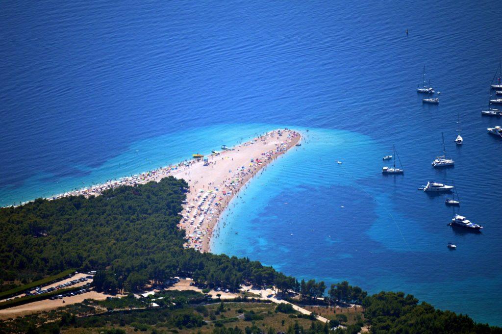boat hire in Croatia