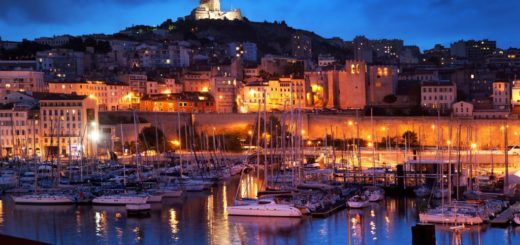 yacht charter in Marseille