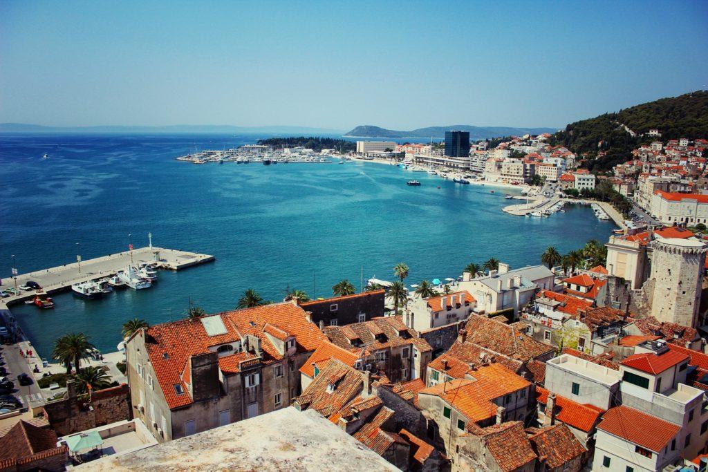 boat hire in Split
