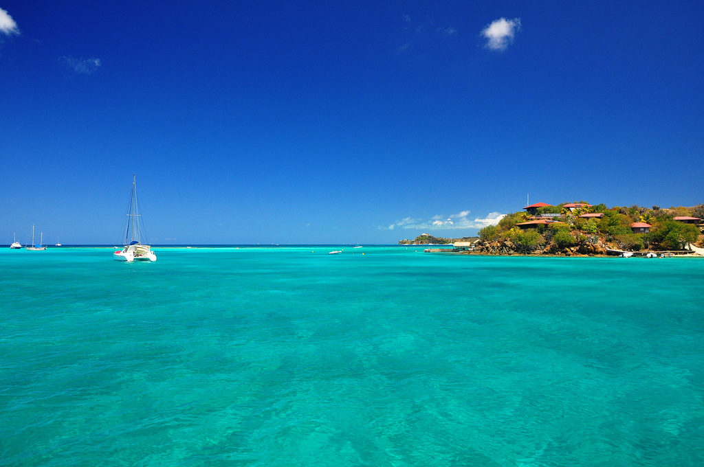British Virgin Islands Sailing Guide