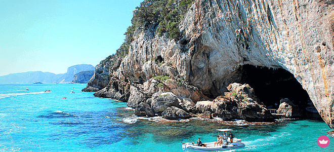rent a boat in Sardinia