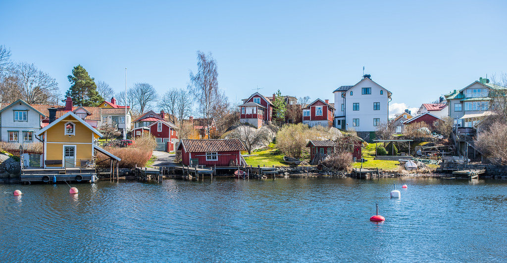 rent a boat in Sweden