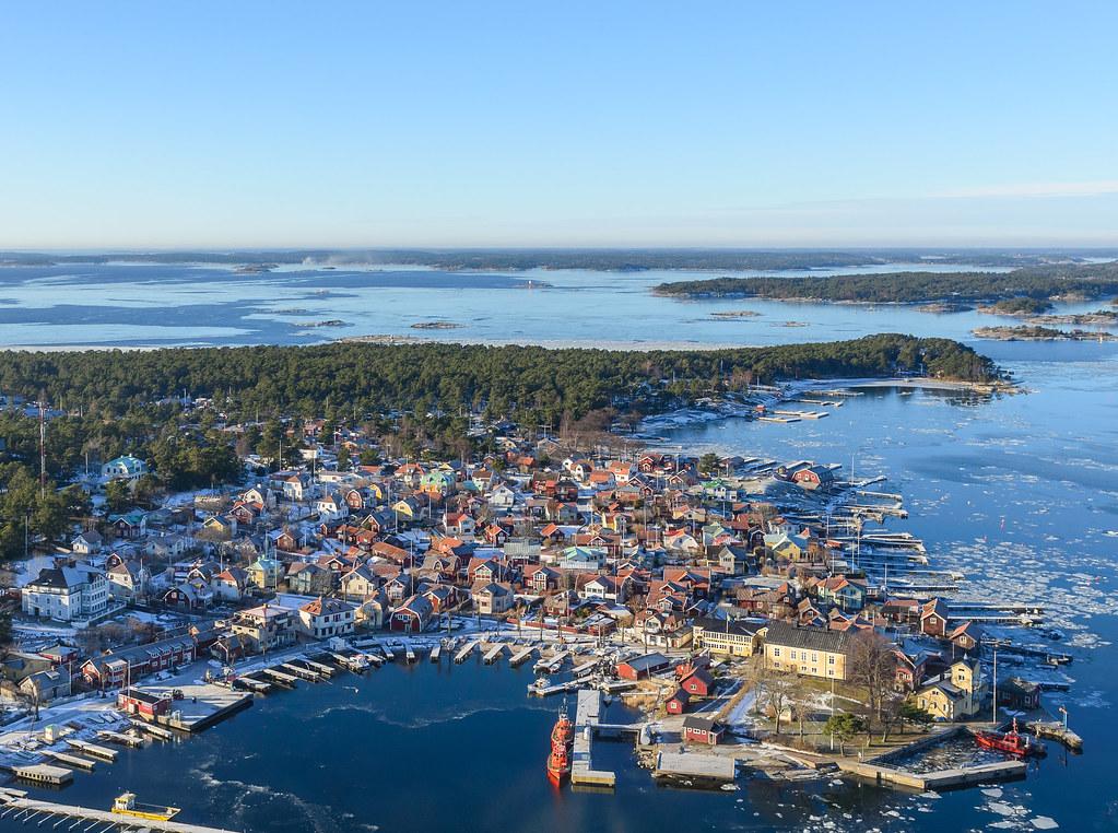 Explore Sandhamn