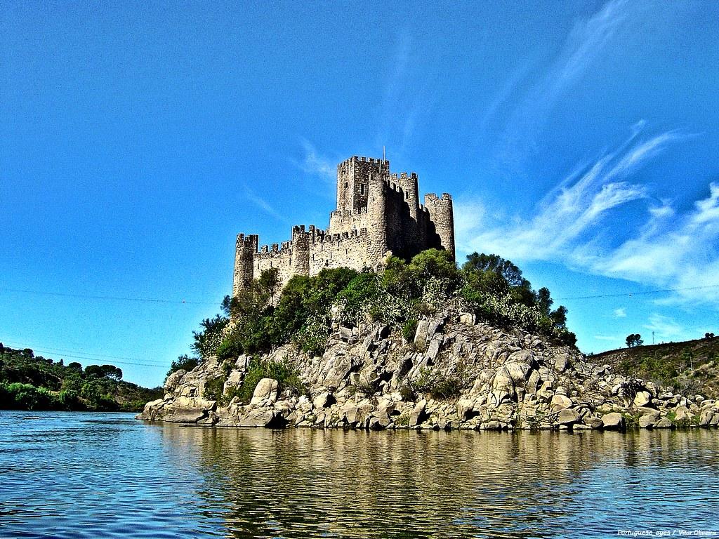 Castle Of Almourol Click Boat Blog