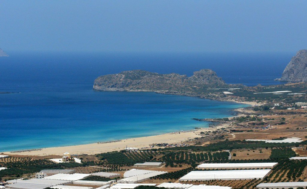 Book a holiday in Crete