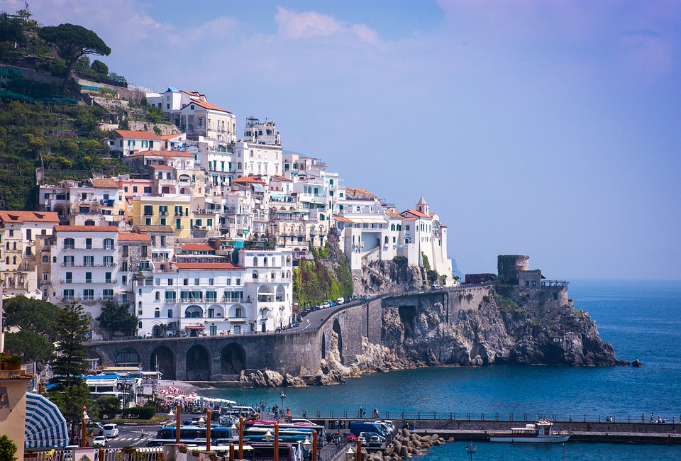 Visit Amalfi