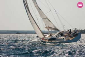 sailboat Trogir