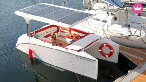 catamaran Stockholm