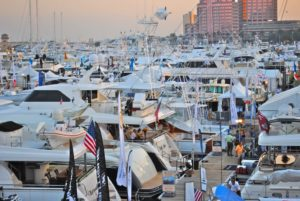 Boat Show in Florida