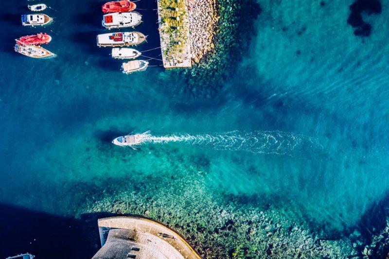 Boating in Dubrovnik