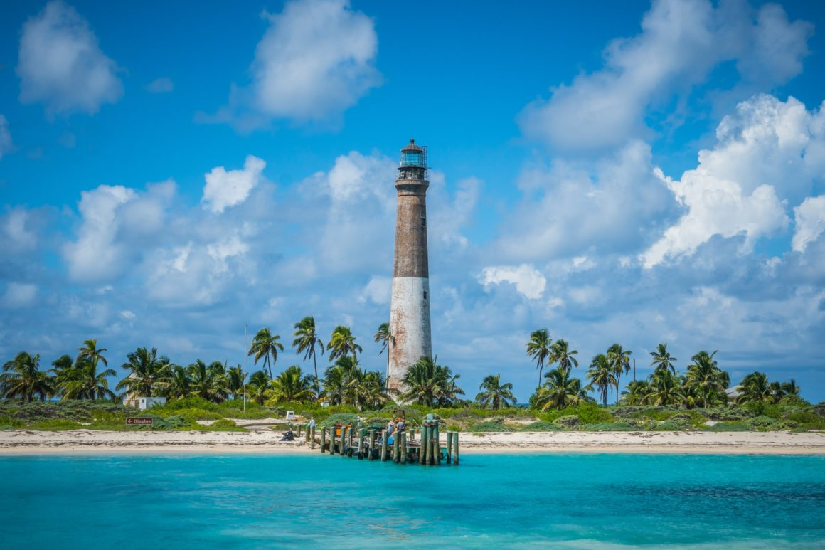 Light House in Dry Tortugas