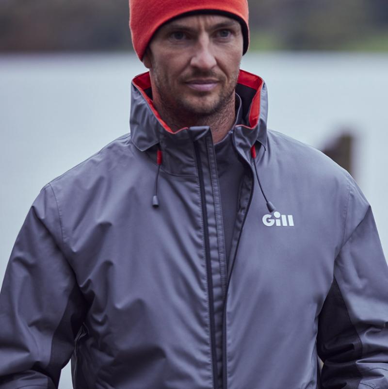 Man wearing Kenton Jacket