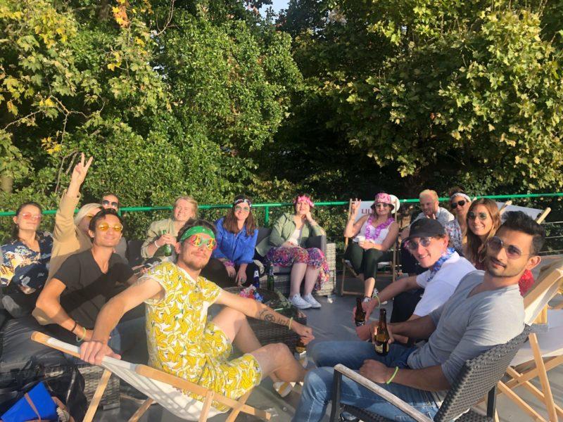 Click&Boat Afterwork celebrations