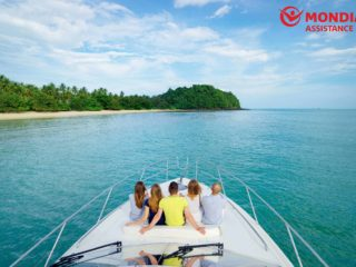 Boating with Mondial Assistance Insurance