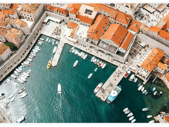 Dubrovnik Croatia Travel