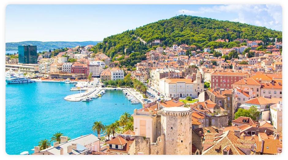 Split Croatia Travel