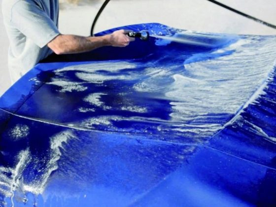 Get rid of stains with Sunbrella